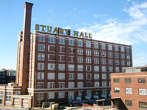 Stuart Hall Building - Wikipedia