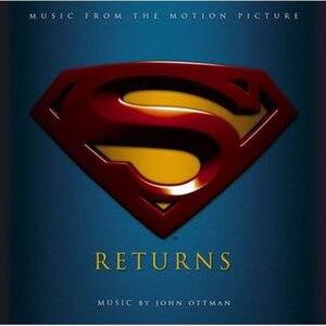 Superman Returns (soundtrack)