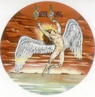 Swan Song Records - Image: Swan Song label