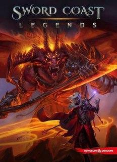 <i>Sword Coast Legends</i> 2015 video game