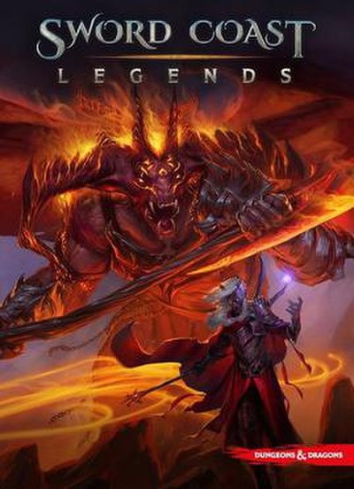 Picture of a game: Sword Coast Legends