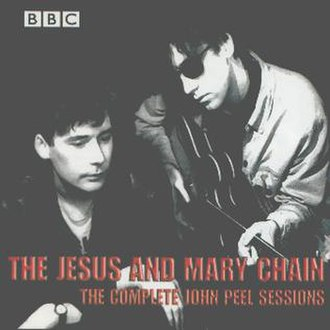 The Complete John Peel Sessions (The Jesus and Mary Chain album) - Image: TJ&MC Peel Sessions