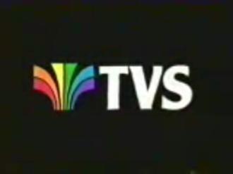 Television South - TVS original logo used 1982–1987