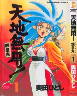 <i>Tenchi Muyo!</i> Japanese anime, light novel and manga franchise