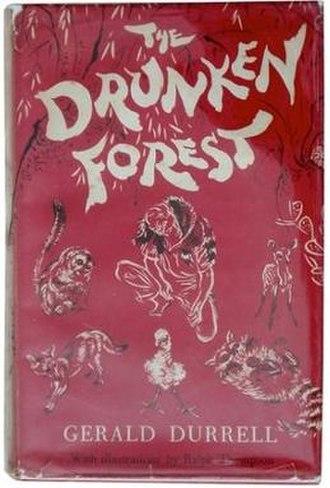 The Drunken Forest - First edition