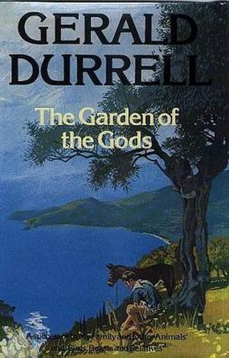 The Garden of the Gods - First edition