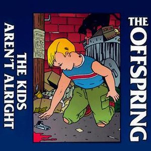 The Kids Aren't Alright - Image: The Offspring TKAA