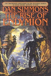 <i>The Rise of Endymion</i> novel by Dan Simmons