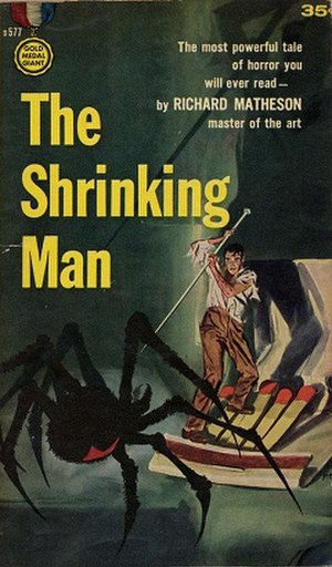 The Shrinking Man - First edition