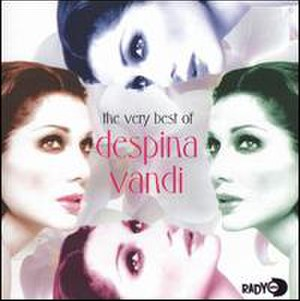 The Very Best of Despina Vandi - Image: The Very Bestof Despina Vandi
