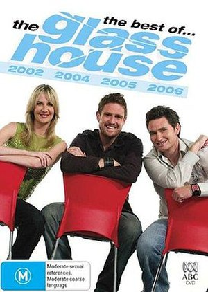 The Glass House (2001 TV series) - DVD cover of The Best of The Glass House.