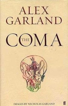 The Coma (Alex Garland novel - cover art).jpg