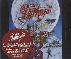 Christmas Time (Don't Let the Bells End) - Image: The Darkness Christmas