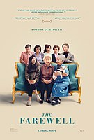 Picture of a movie: The Farewell