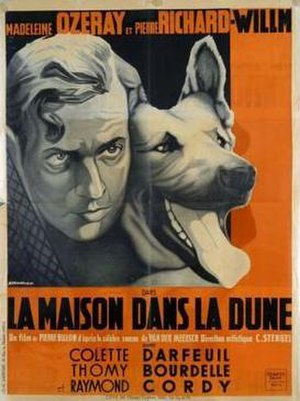 The House on the Dune (1934 film) - Image: The House on the Dune (1934 film)
