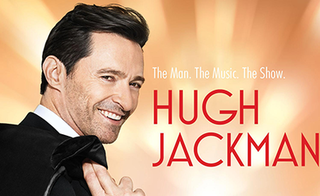 concert tour by Australian entertainer Hugh Jackman