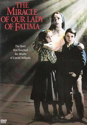 The Miracle of Our Lady of Fatima - DVD cover