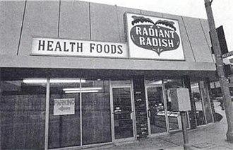 Radiant Radish - The Radiant Radish in 1969