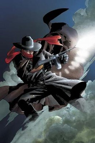 The Shadow - Art by John Cassaday