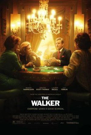 The Walker - Theatrical poster