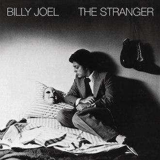 The Stranger (album) - Image: Thestranger 1977