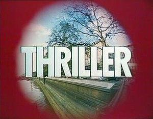 Thriller (UK TV series) - UK opening titles