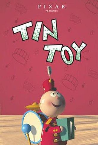 Tin Toy - Poster for Tin Toy