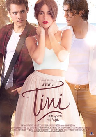 Tini: The Movie - Official English poster