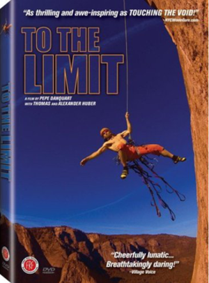 To the Limit (2007 film) - Image: To the Limit Video Cover