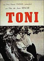Picture of a movie: Toni