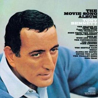 The Movie Song Album - Image: Tonymovie