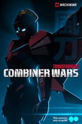 Transformers: Combiner Wars - Image: Transformers Combiner Wars poster