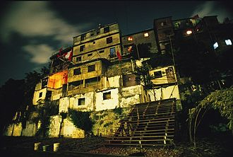 2003 in architecture - Treasure Hill illegal settlement transformed into an example of urban acupuncture in Taipei