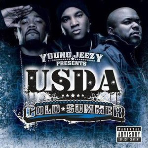Cold Summer (U.S.D.A. album) - Image: USDA Cold Summer