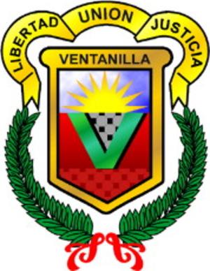 Ventanilla District - Image: Ventanilla coa