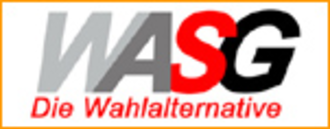 Labour and Social Justice – The Electoral Alternative - WASG logo