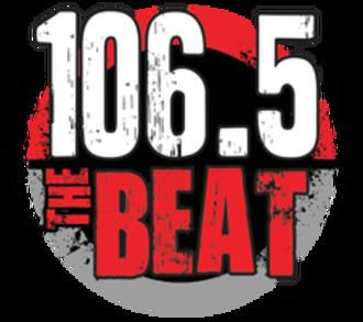 WBTJ - Image: WBTJ 1065The Beat