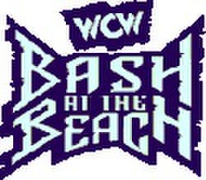 Bash at the Beach - Bash at the Beach logo used from 1997 to 1999