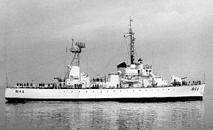 USCGC Wachusett (WHEC-44) - Image: Wachusett WHEC44