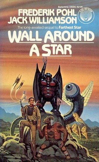 Wall Around a Star - First edition