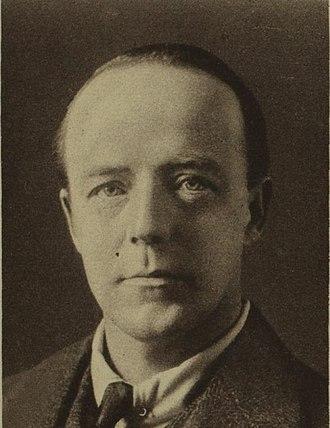 Walter Runciman, 1st Viscount Runciman of Doxford - Runciman in circa 1916