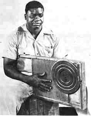 Washboard Sam - Image: Washboard Sam