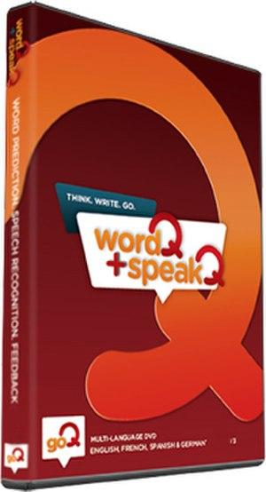 WordQ+SpeakQ - Image: Word Q speak Q