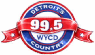 WYCD - Logo used from 2006 to 2009