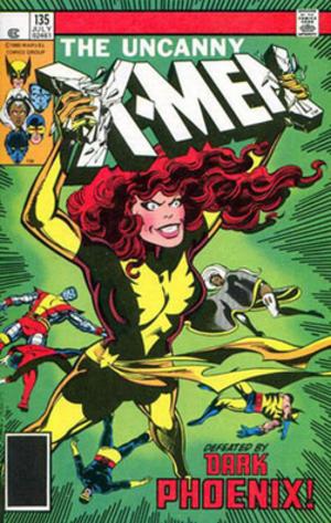 John Byrne (comics) - Image: Xm 135