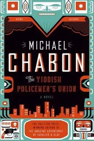 The Yiddish Policemen's Union - First edition cover