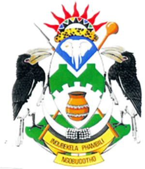 Zululand District Municipality - Image: Zululand Co A