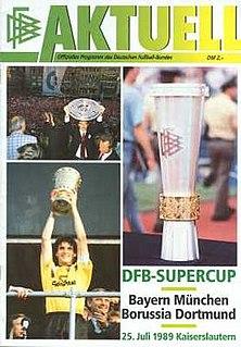 1989 DFB-Supercup