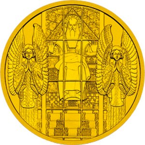 Koloman Moser - Steinhof Church commemorative coin