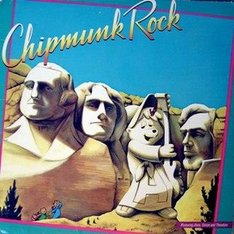 Chipmunk Rock - Image: 200px Chipmunks Rock US